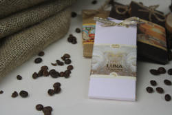 Bean to bar - Luna 36%, 30g