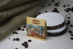 Bean to bar – Sumatra Toba 64%, 4g